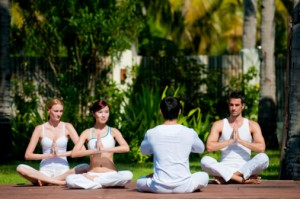 500-hour yoga teacher training course