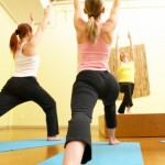 verbal guidance in yoga class