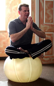 Director of Yoga Teacher Training, Paul Jerard, E-RYT 500