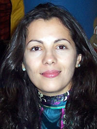 Andrea Olivares Certified Yoga Teacher