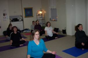 Linda Certified Prenatal Yoga Teacher