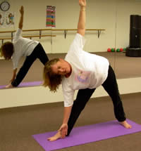 Lynne Carroll Certified Yoga Teacher