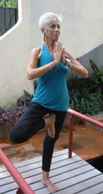 Susan James Certified Yoga Instructor