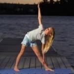 Kids Yoga Class - Magazine cover