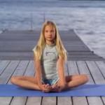 Vinyasa Yoga - Magazine cover