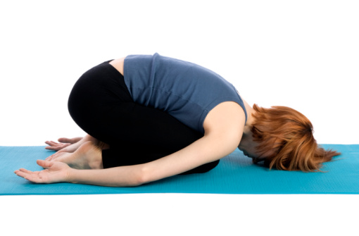 Restorative Yoga Poses To Relieve Grief