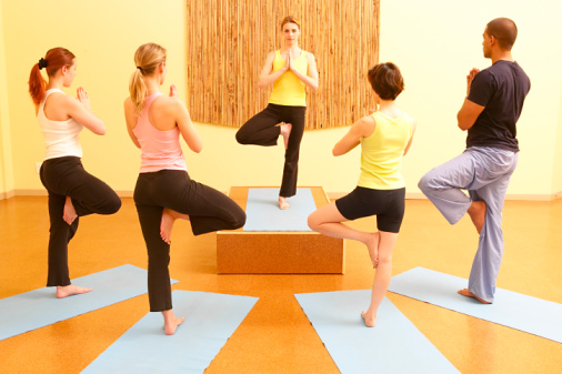 how to become a yoga teacher keysborough