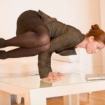 Teaching Yoga in the Office