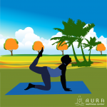 about teaching outdoor yoga
