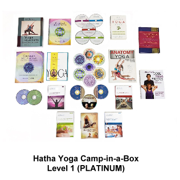 Hatha Yoga Camp-in-a-Box - Level 1 (PLATINUM)